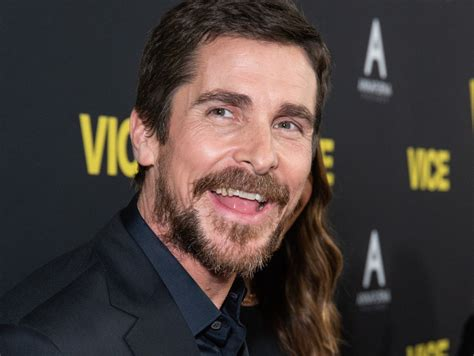 Christian Bale Thanks Satan During Golden Globes