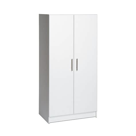 32 Inch Cabinet prepac elite collection 32 inch storage cabinet for