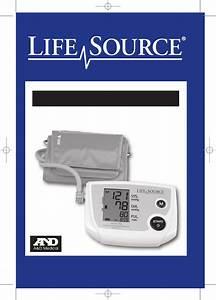 Lifesource Lifesource Blood Pressure Monitor Ua