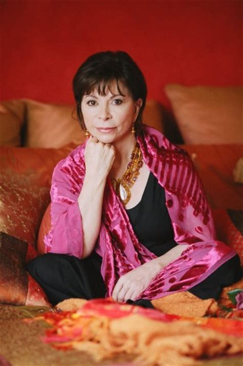interview  isabel allende author   house
