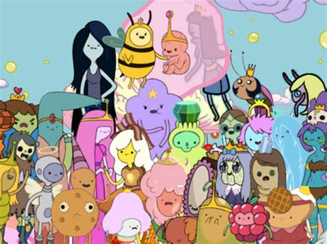 Which Underrated Adventure Time Princess Are You?