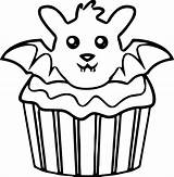 Coloring Cupcake Cake Kitty Hello Drawing Simple Muffin Printable Muffins Cupcakes Cool Getcolorings Clipartmag Getdrawings Colorings sketch template