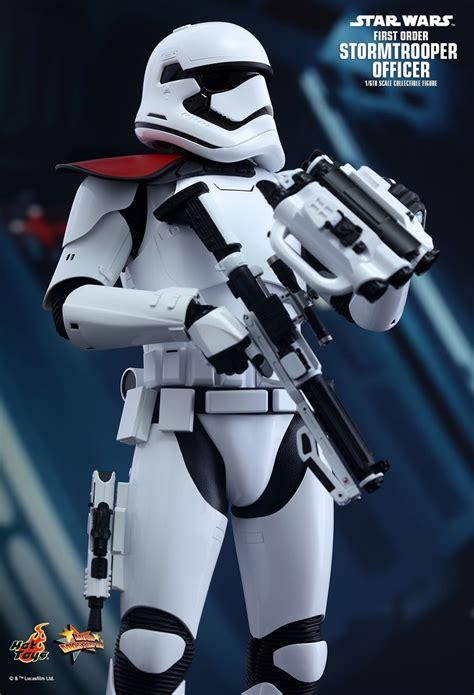 star wars  order stormtrooper officer epvii tfa