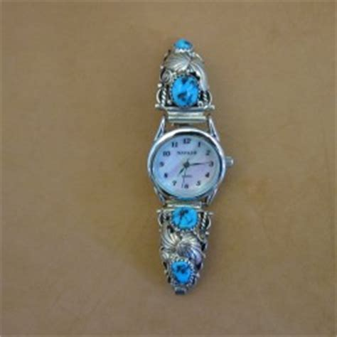 watches fritch brothers western silver solid sterling