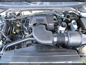 5 4 Liter Sohc 16v Triton V8 Engine For The 2003 Ford F150