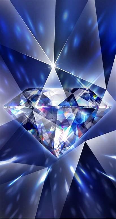 Diamond Gems Bling Galaxy Screen Backgrounds Lock