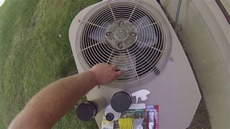 air conditioner fan  working youtube