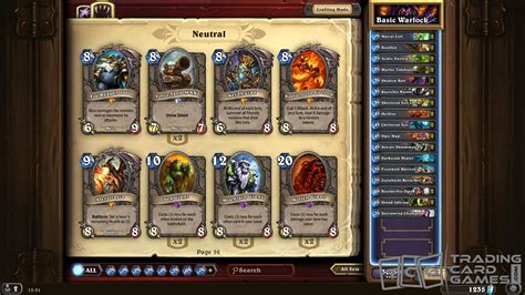 How To Play Warlock Class  Hearthstone Strategy Guide