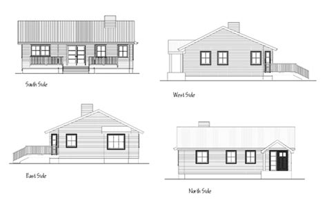home floor plans free how to draw elevations
