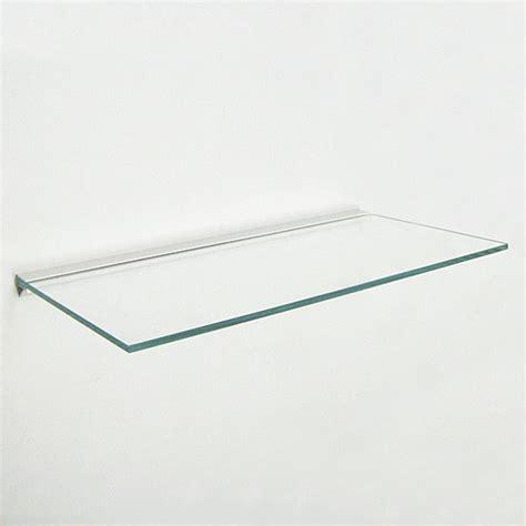 glass shelf estuff com glass wood shelves floating glass