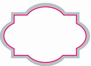 Decorative Invite Frame Clip Art at Clker.com - vector ...