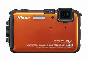The Best Shopping For You | Nikon COOLPIX AW100 16 MP CMOS ...