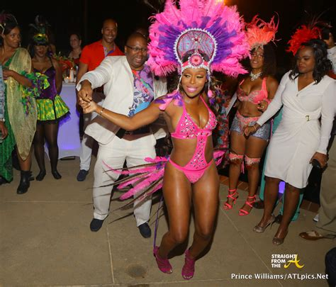 party pics quad webb lunceford hosts carnival themed