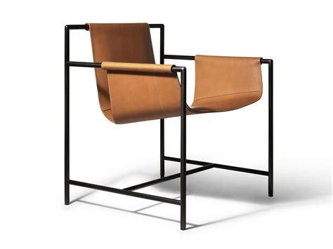 Poltrona Fra Chaise En Cuir Tann 233 E Ming S By Poltrona Frau Design