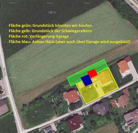 Fremde Garage Auf Eigenem Grundstück by Bauen Auf Fremden Grund Baurechtforum Auf Energiesparhaus At