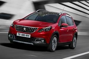 Future 2008 Peugeot : nouvelle peugeot 2008 la version restyl e se d voile actu auto ~ Dallasstarsshop.com Idées de Décoration