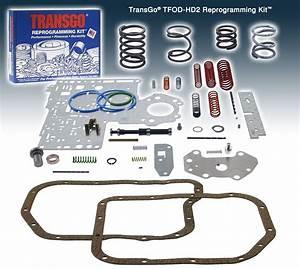Reprogramming Kit    Shift Kit  Transgo Tfod 618