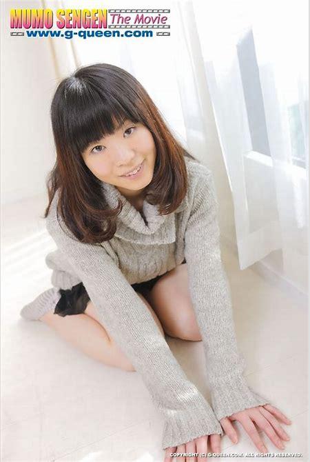Azusa Onodera 小野寺梓 G-Queen MumoSengen パイパン無毛宣言 Shaved Pussy Photo