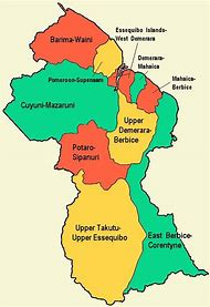 Best Guyana Map - ideas and images on Bing | Find what you\'ll love