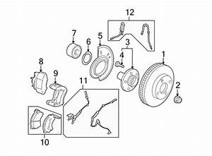 Ford Escape Brake Hydraulic Hose  Make  Line  Repair