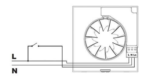 badkamer ventilator tijdschakelaar s p silent 100 chz ventilator aansluiten met schakelaar