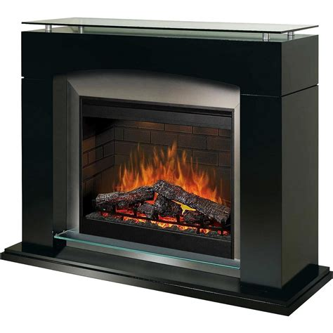 dimplex electric fireplaces dimplex sop285b 30 inch laguna electric fireplace with