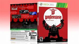 Wolfenstein: The New Order Xbox 360 Box Art Cover by LOoOP