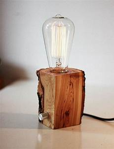 Lampe Holz Design : diy lampe 76 super coole bastelideen dazu design objects architecture ~ Buech-reservation.com Haus und Dekorationen