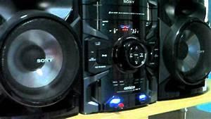 Review Sony Mhc-gtr333