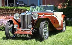 Al Moss MG TC – Moss Motoring
