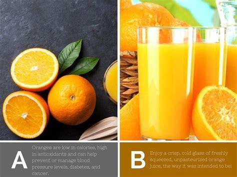 oranges juicing orange juice benefits health
