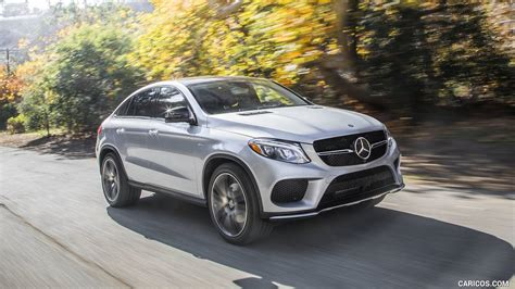 2018 Mercedes-benz Gle Coupe Gets New Details