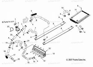 Polaris Snowmobile 2008 Oem Parts Diagram For Engine