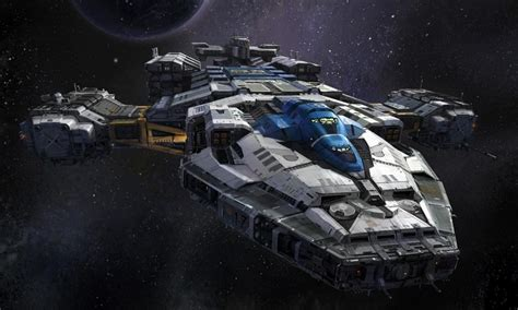 Sci Fi, Space Ship Artwork Art, Beautiful Pictures