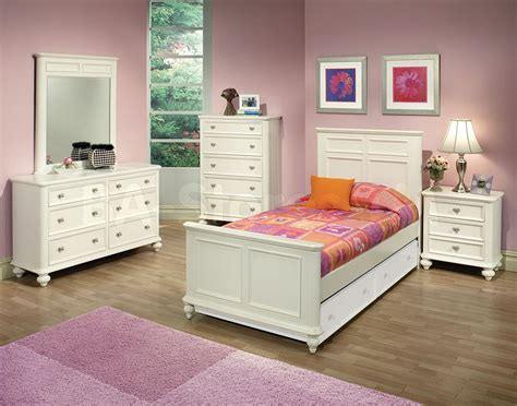 Solid Wood Bedroom Furniture For Kids