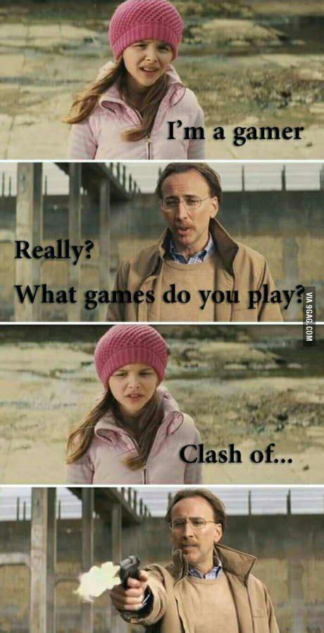 clash clans funny pubg jokes meme memes console pc mobile gamers gamer play