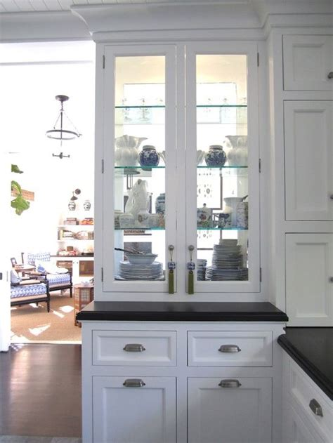 kitchen cabinets and doors sided glass china cabinet see thru cabinets 5898