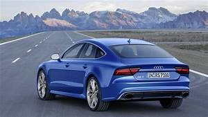 What you need to know about the 2017 Audi RS7 Performance