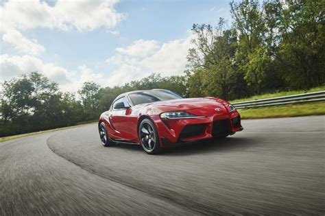 2020 Toyota Supra Desktop Wallpaper by All New 2020 Toyota Supra Revealed Details And Specs