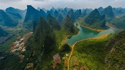 Guilin River National Park Bing Lijiang China