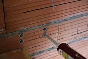 Poser Cheville Molly : fixation le scellement chimique pour charge lourde ~ Premium-room.com Idées de Décoration