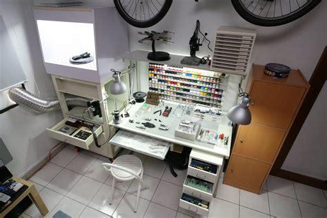 pin  ron smoak  scale modeling   hobby desk