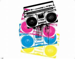 Drawings Of Boomboxes - ClipArt Best