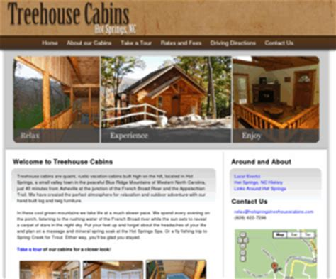 treehouse cabins asheville nc hotspringstreehousecabins treehouse cabin rentals