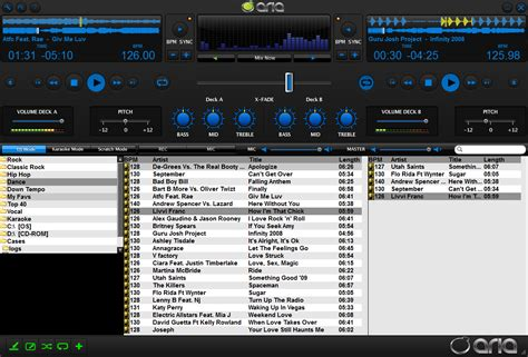 ultimate media player  mac  pc  dj mixes
