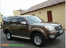 2009 Ford Everest used car for sale in Eastern Cape South