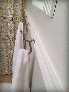 Bathroom towel hooks ideas and materials midcityeast for Bathroom towel hooks ideas and materials