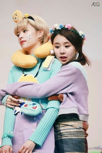 Twice Chaeyoung Is Basically Jeongyeon's Sasaeng And Here