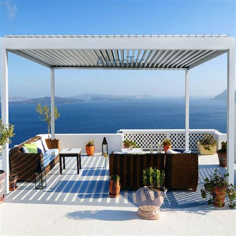 louvered pergola roof kits buy pergola cover pergola