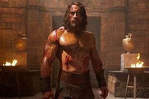 Dwayne Johnson: 'Hercules Was The Hardest Thing I've Ever ...